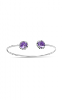 Charles Krypell Dylani Purple Amethyst Bracelet 5-6943-SAMY product image