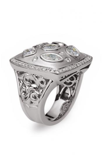 Charles Krypell Precious Pastel Fashion ring 3-7192-WMULTI product image