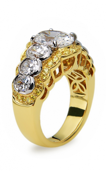 Charles Krypell Precious Pastel Fashion ring 3-9020-YWW001 product image