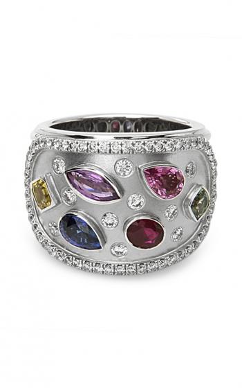 Charles Krypell Precious Pastel Fashion ring 3-9260-WMULTISA product image
