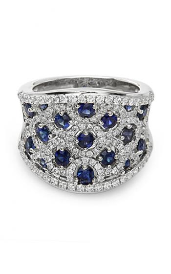 Charles Krypell Precious Pastel Fashion ring 3-9289-WBLUE product image