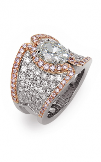 Charles Krypell Precious Pastel Fashion ring 3-9290-OV201W product image