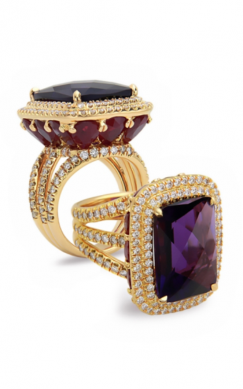 Charles Krypell Pastel Fashion ring 3-7162-YAMR product image