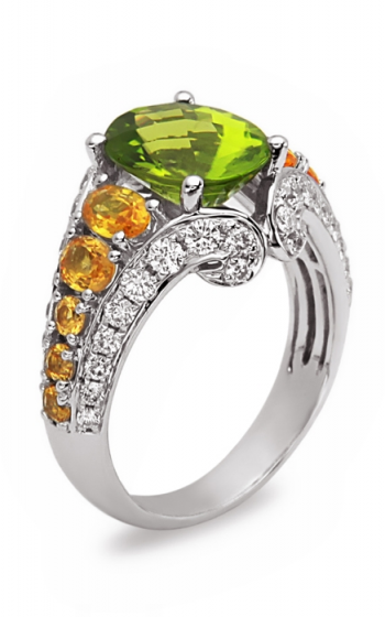 Charles Krypell Pastel Fashion ring 3-7204-WPYS product image