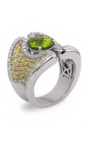 Charles Krypell Pastel Fashion ring 3-7217-WPYS product image