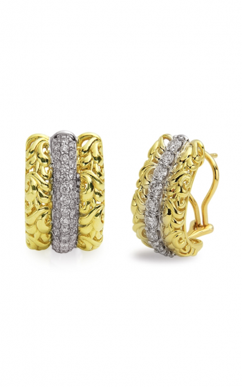 Charles Krypell Gold Earrings 1-3610-GD product image