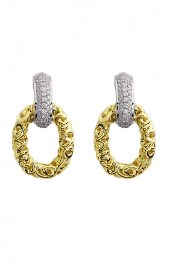 Charles Krypell Gold Earrings 1-3709-GD product image