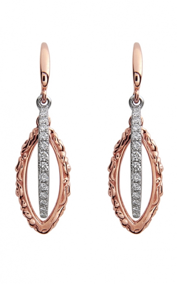 Charles Krypell Gold Earrings 1-3821-PD25 product image