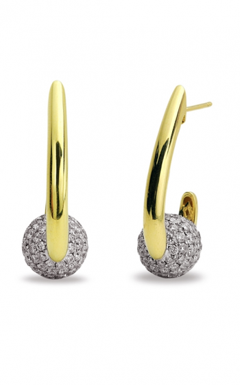 Charles Krypell Gold Earrings 1-3875-GD product image