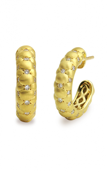 Charles Krypell Gold Earrings 1-3909-TFGD product image