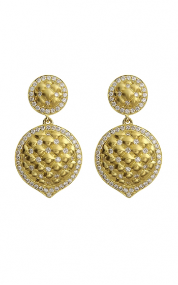 Charles Krypell Gold Earrings 1-3915-TFGD product image