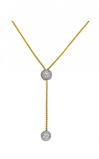 Charles Krypell Gold Necklace 4-3870-GD2 product image