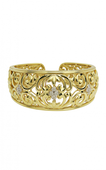 Charles Krypell Gold Bracelet 5-3670-GD product image