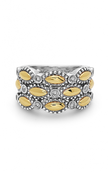 Charles Krypell Sterling Silver Fashion ring 3-6967-SGD product image