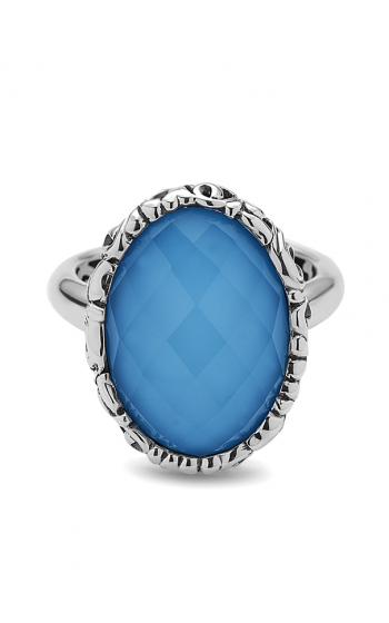 Charles Krypell Sterling Silver Fashion ring 3-6946-TQ product image