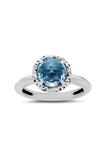 Charles Krypell Sterling Silver Fashion ring 3-6944-SBT product image