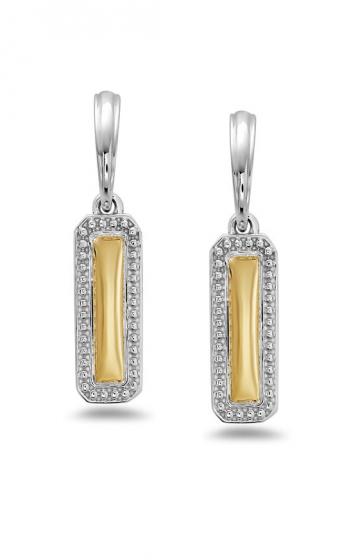 Charles Krypell Sterling Silver Earrings 1-6992-FFSG product image