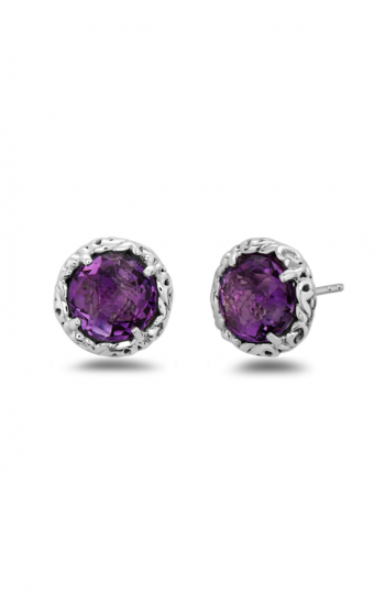 Charles Krypell Sterling Silver Earrings 1-6944-SAMY product image