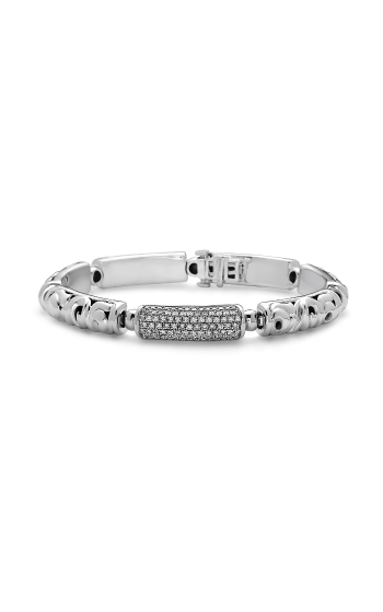 Charles Krypell Sterling Silver Bracelet 5-6927-SWHTP product image