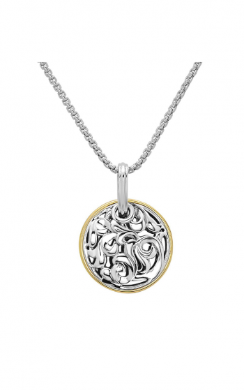 Charles Krypell Sterling Silver Necklace 4-6880-SGROUND product image