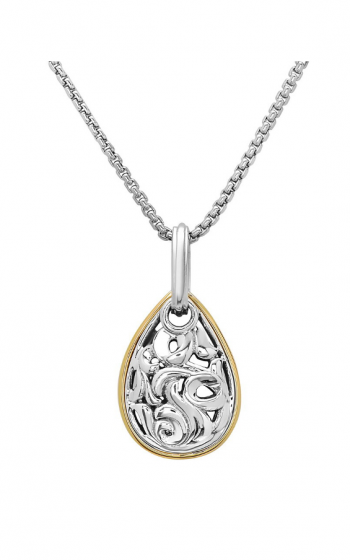 Charles Krypell Sterling Silver Necklace 4-6880-SGPEAR product image
