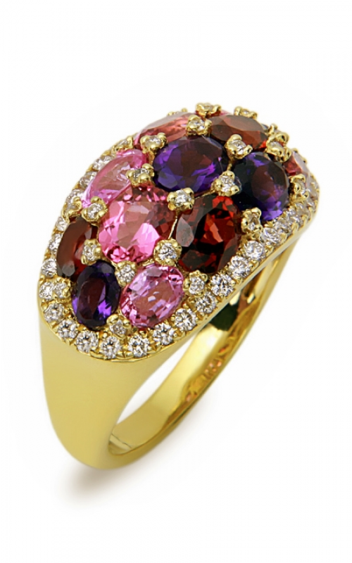 Charles Krypell Precious Pastel Fashion ring 3-7208-YMULTI product image