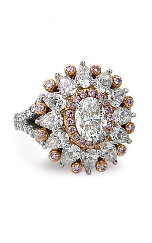 Charles Krypell Precious Pastel Fashion ring 3-9235-OVWP001 product image