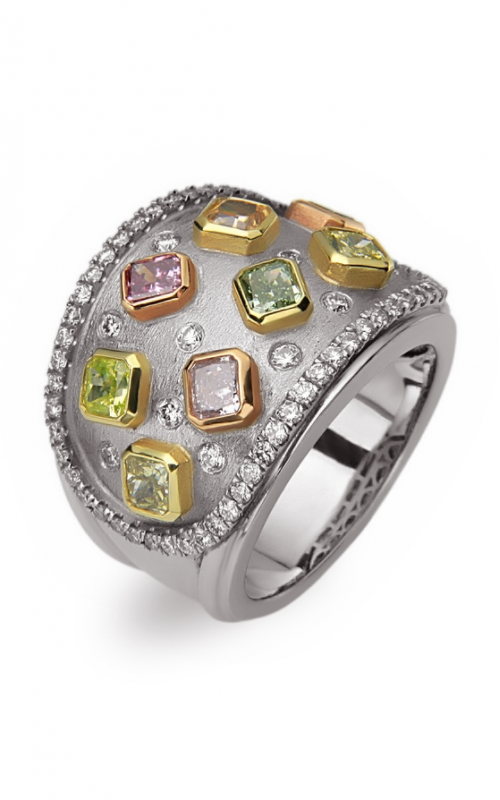 Charles Krypell Precious Pastel Fashion ring 3-9260-PLCRAD product image