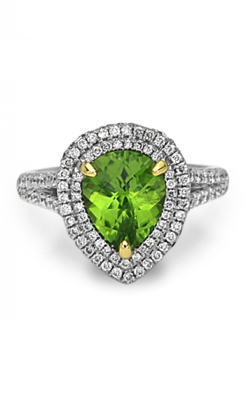 Charles Krypell Pastel Fashion ring 3-7154-WPYS product image