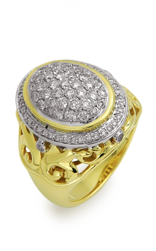 Charles Krypell Gold Fashion ring 3-3435-GD product image