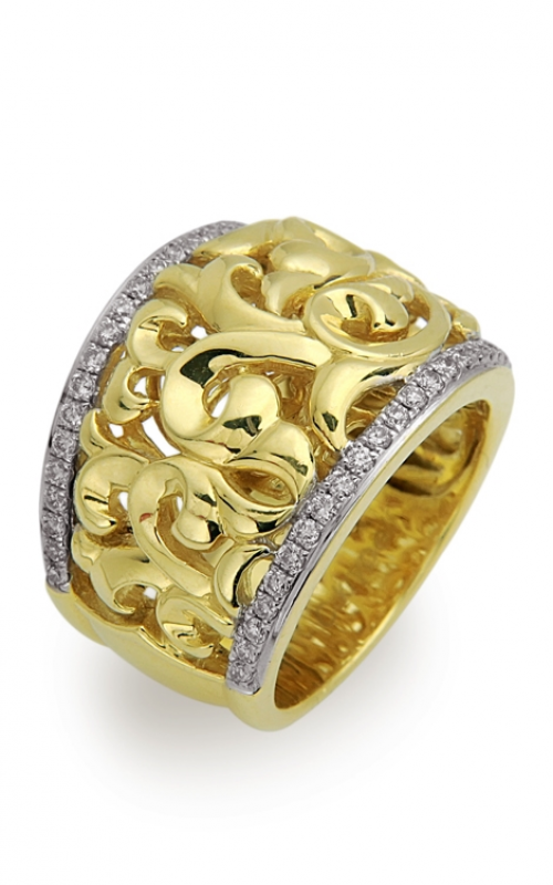 Charles Krypell Gold Fashion ring 3-3652-GD product image