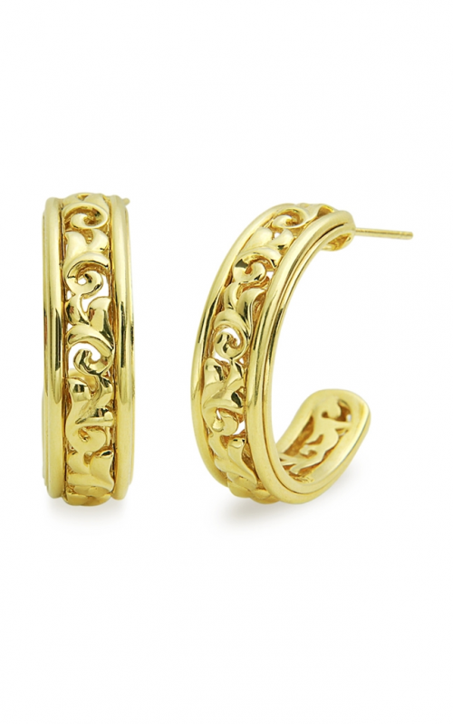 Charles Krypell Gold Earrings 1-3642-G product image