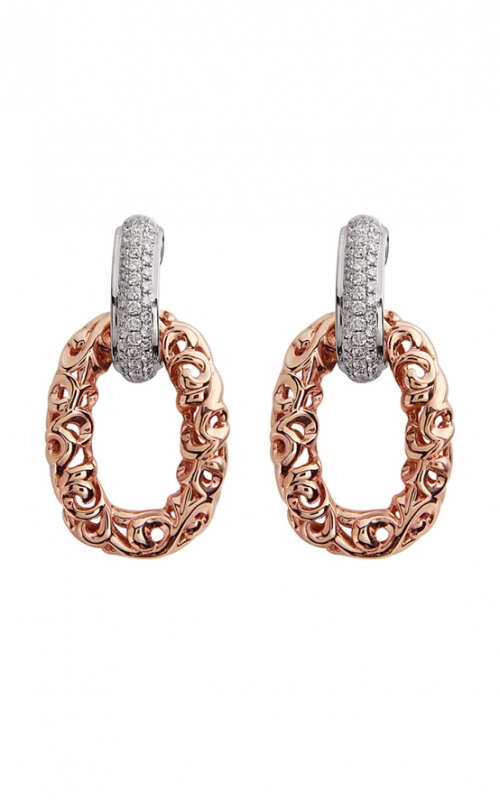 Charles Krypell Gold Earrings 1-3710-PD product image