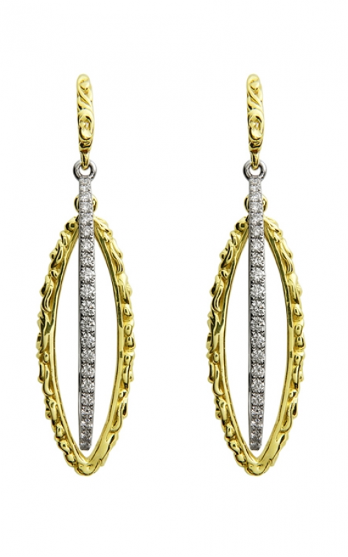 Charles Krypell Gold Earring 1-3821-GD40 product image
