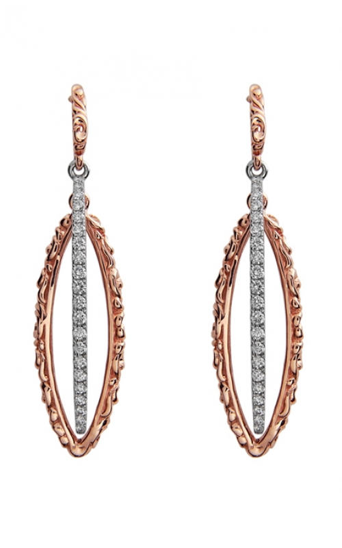 Charles Krypell Gold Earrings 1-3821-PD40 product image