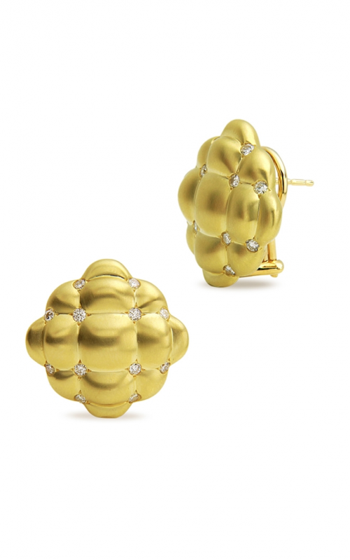 Charles Krypell Gold Earrings 1-3906-TFGD product image