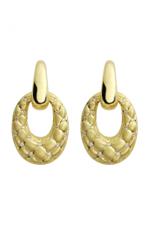 Charles Krypell Gold Earrings 1-3914-TFGD product image