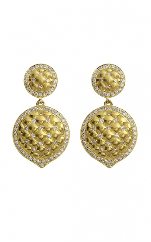 Charles Krypell Gold Earring 1-3915-TFGD product image