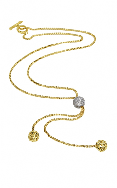 Charles Krypell Gold Necklace 4-3842-GD product image