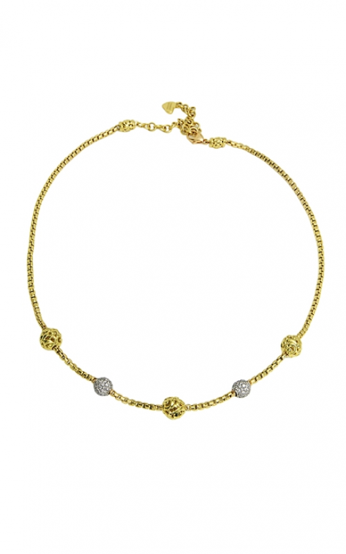 Charles Krypell Gold Necklace 4-3873-GD product image
