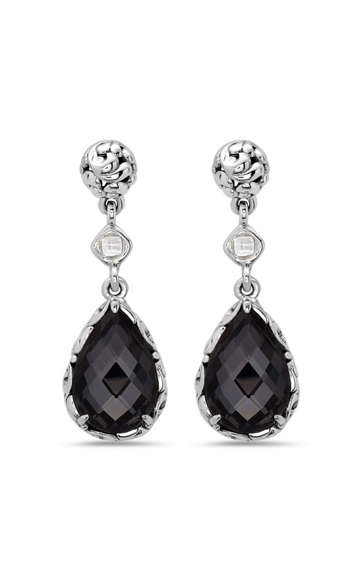 Charles Krypell Skye Hematite Earrings 1-6954-HEM product image