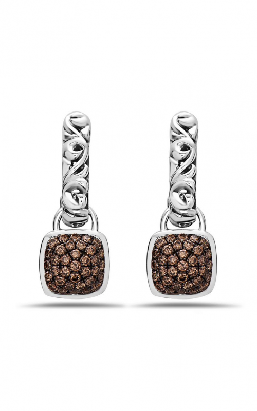Charles Krypell Sterling Silver Earring 1-6948-SBRP product image