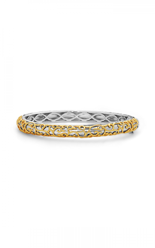 Charles Krypell Sterling Silver Bracelet 5-6979-ILSG product image