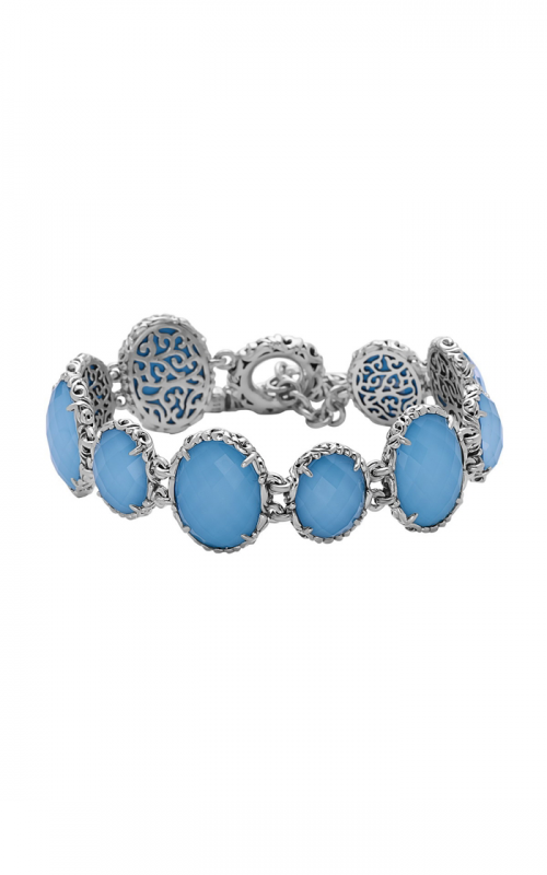 Charles Krypell Sterling Silver Bracelet 5-6946-TQ product image