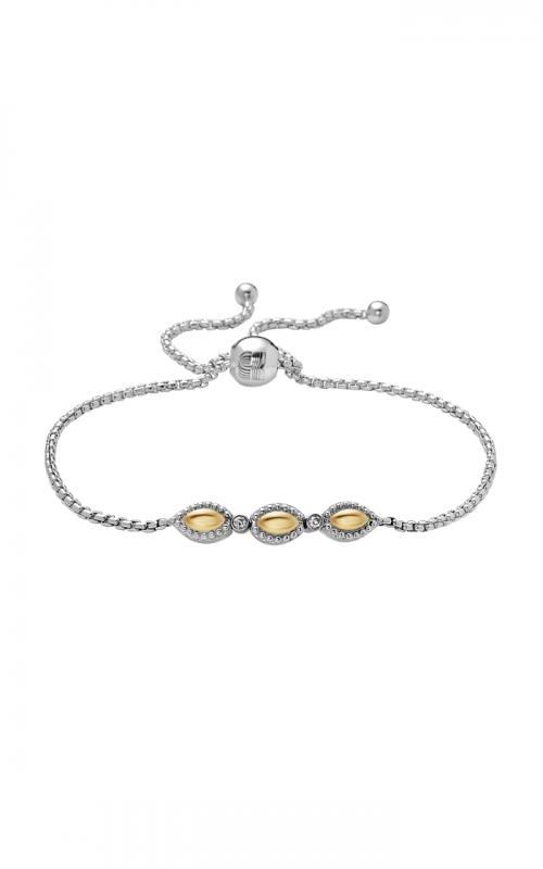 Charles Krypell Sterling Silver Bracelet 5-6965-FFSGD product image