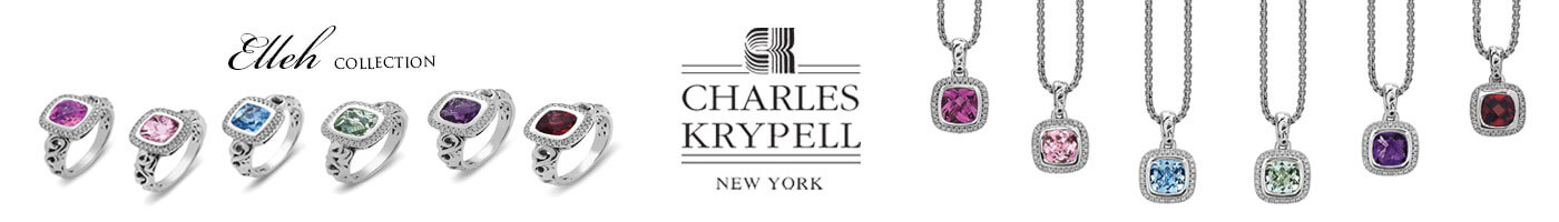 Charles Krypell Fashion Rings
