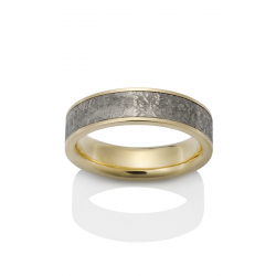 Chris Ploof Meteorite Wedding Band MT-SIRIUS-Y product image