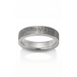Chris Ploof Meteorite Wedding Band MT-SIRIUS-W product image