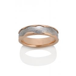 Chris Ploof Meteorite Wedding Band MT-ARCTURUS-R product image