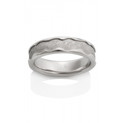 Chris Ploof Meteorite Wedding Band MT-ARCTURUS-PT product image